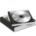 Packaging CD DVD Icon