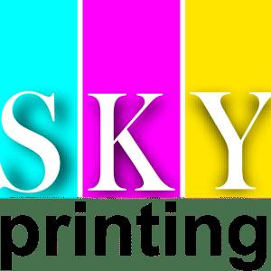 SKY Printing Logo