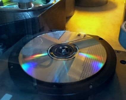 CD scanner